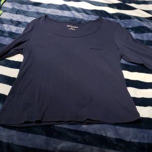 Fashion bug long sleeve shirt